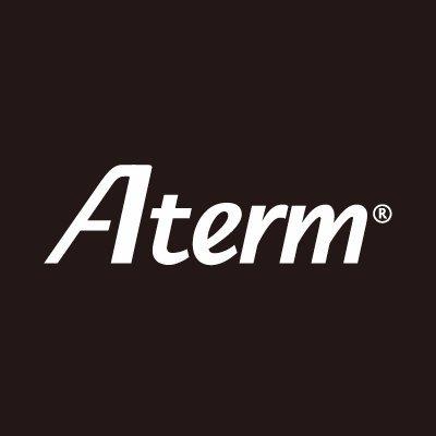 公式】NECプラットフォームズ Aterm ホームルータ (@Aterm_NEC) | Twitter