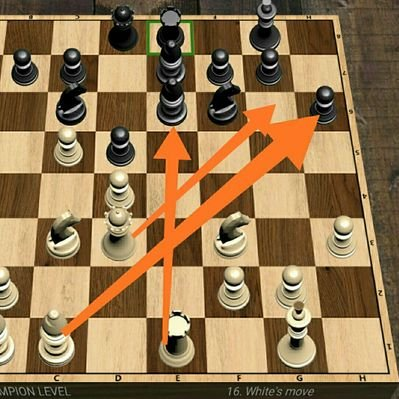 Hardest Chess End game video tutorial (@EndChess) Twitter profile photo