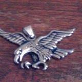 Black/Eagle