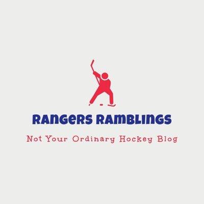 Rangers Ramblings