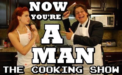you re a man