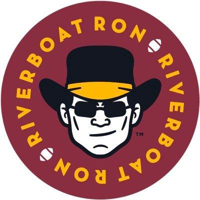 Ron Rivera (@RiverboatRonHC) Twitter profile photo
