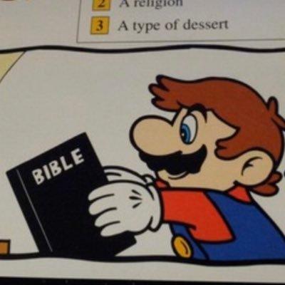 Bible mario