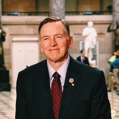 Rep. Paul Gosar, DDS