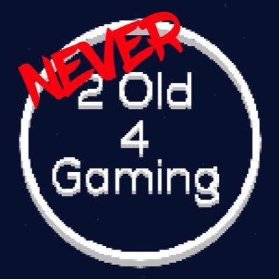 2 Old 4 Gaming  ❤️  #PSVita