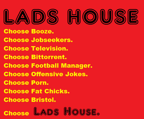 Lads House Social Profile
