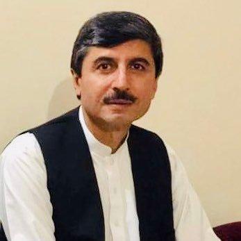 Senator Usman Kakar