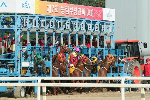 Korea Racing