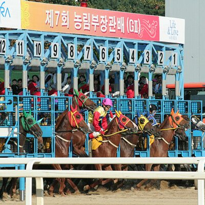 Korea Racing | Social Profile