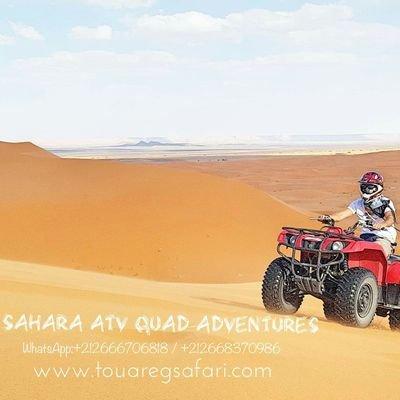 Sahara ATV Quad Adventures