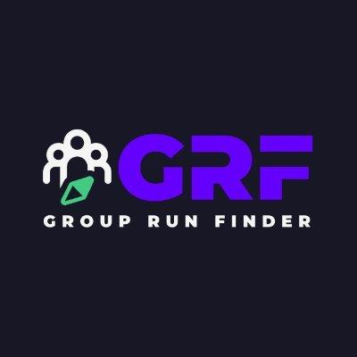 grouprunfinder.com (@grouprunfinder) Twitter profile photo