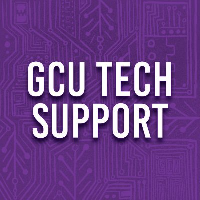 GCU Tech Support