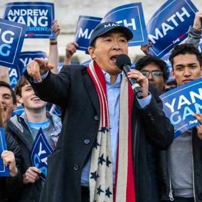 Andrew Yang 🧢
