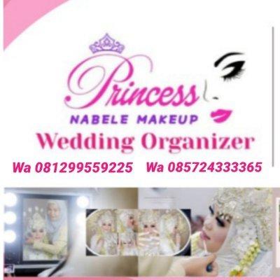 Princess Nabele Makeup Wedding Organizer