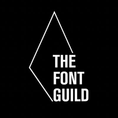 The Font Guild (@TheFontGuild) Twitter profile photo