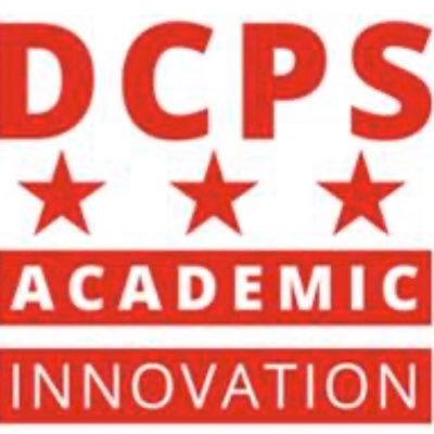 DCPS Academic Innovations (@DCPSInnovations) Twitter profile photo