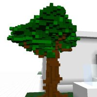 Parcels of Cryptovoxels