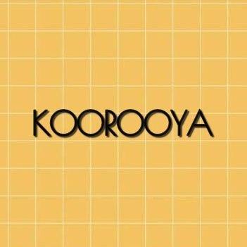 KOOROOYA / 📌
