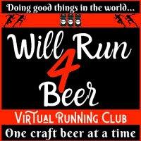 Will Run 4 Beer - Virtual Running Club (@WillRun4BeerVi1) Twitter profile photo
