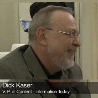 Richard Kaser on Muck Rack