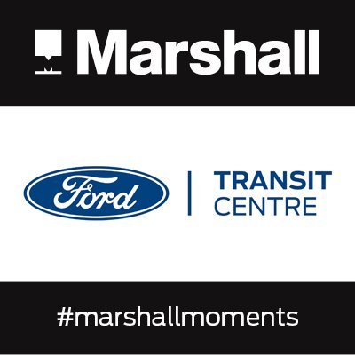 Marshall Ford Commercial Vehicles 🌈