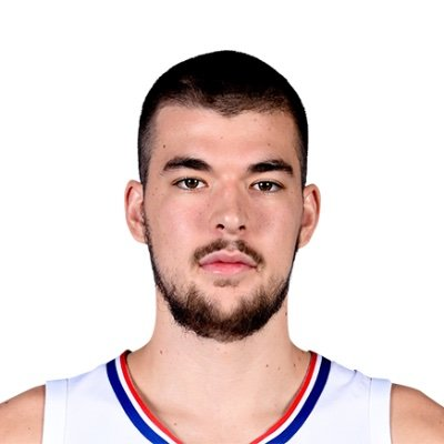 Ivica Zubac (@IvicaZubets) Twitter profile photo