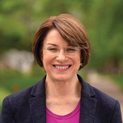 Amy Klobuchar (@amyklobuchar) Twitter profile photo