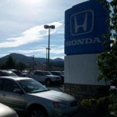 High Country Honda >> High Country Honda Hondaboone Twitter