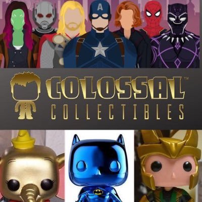 Colossal Collectibles ™