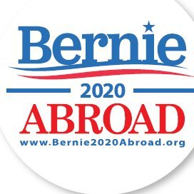 Americans abroad voted for Bernie (@annajcaulfield) Twitter profile photo