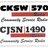 CKSW 570 / CJSN 1490
