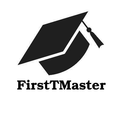 #FirstTMaster