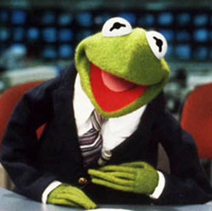 Muppet Quotes On Twitter Kermit The Question Of The Day