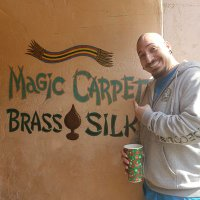 Tamer Elbanhawy (@MagicCarpetRyde) Twitter profile photo