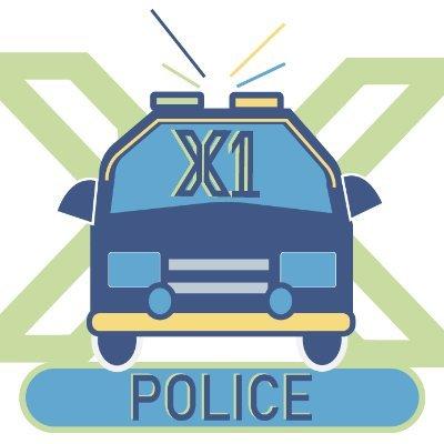 X1 Police  🚓  🚨  📩  ( Hiatus )