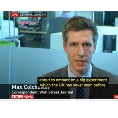 Max Colchester