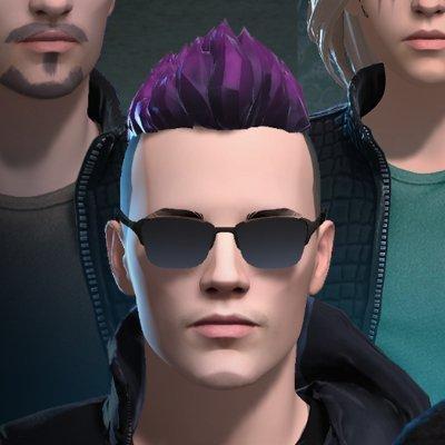 Header profile image