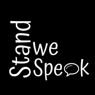 StandWeSpeak