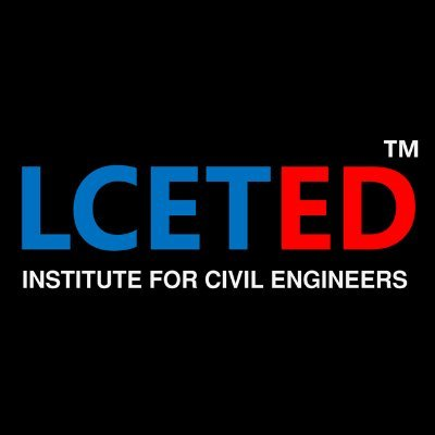 LCETED™ INST FOR CIVIL ENGINEERS