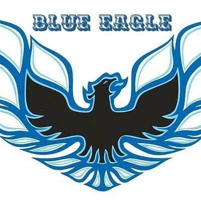 النسر الأزرق