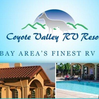 Coyote Valley Resort Coyotevalleyrv Twitter