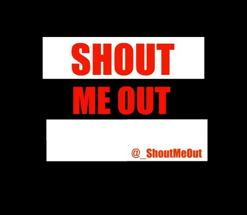 Shout outs (@_ShoutMeOut) | Twitter