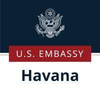 Embajada de los Estados Unidos en Cuba