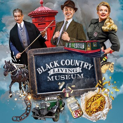 Black Country Living Museum (@BCLivingMuseum) Twitter profile photo