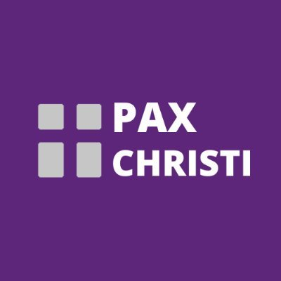 Pax Christi England and Wales (@paxchristiEW )