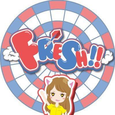 FRESH!!レディースダーツトーナメント @FRESH_darts