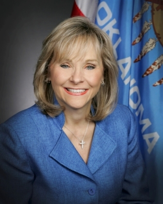Governor Mary Fallin Social Profile