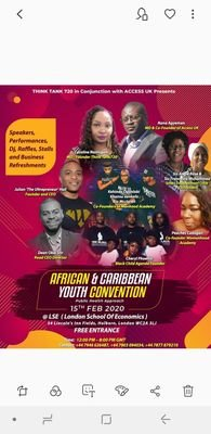 African And Caribbean Youth Convention