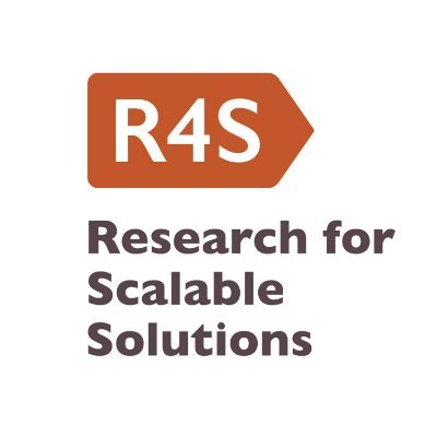 Research for Scalable Solutions