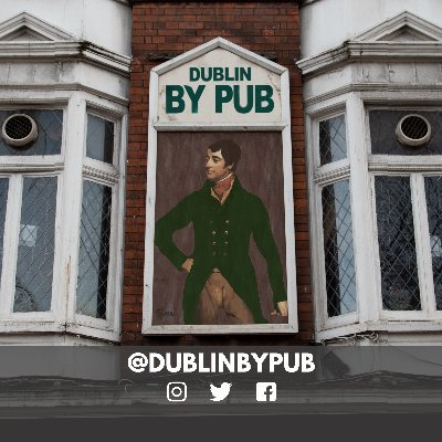 Dublin By Pub (@dublinbypub )